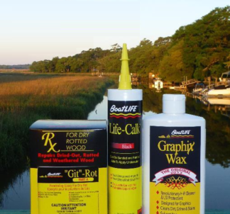 Boat Cleaning Products (BoatlIFE)